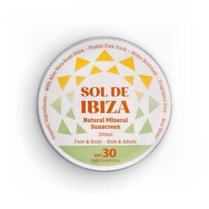 SOL DE IBIZA Zonnebrand