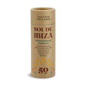 Sol de Ibiza zonnebrand stick SPF50